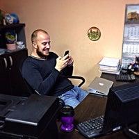 Photo taken at офисофис by Сергей Л. on 9/23/2014