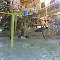 Photo taken at Chula Vista Resort by Diana V. on 2/14/2013