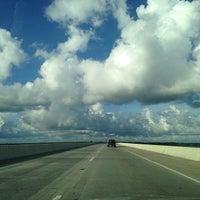 Photo taken at Broad River Bridge by Jt P. on 7/15/2013