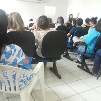 Photo taken at SEDESC - Secretaria de Desenvolvimento Social e Cidadania by Cassio P. on 4/14/2014