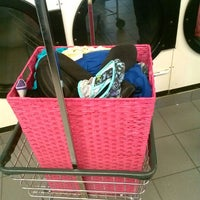 Photo taken at Family Wash Day Super Laundry by Princess M. on 2/21/2013