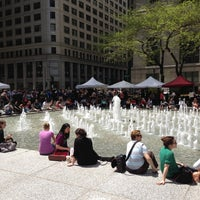 Photo taken at Daley Plaza by Jay S. on 5/16/2013