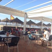 Photo taken at Cafe Bar La Cabra II by Marc W. on 9/14/2012