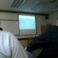 Foto tomada en Facultad de Psicología - Udelar por Mario F. el 6/17/2013