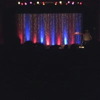 Photo taken at Don Gibson Theatre by Jay W. on 3/2/2014