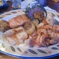 Photo taken at Marietta Fish Market by Aline O. on 6/12/2013
