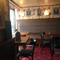 Photo taken at Mollie's Irish Pub by Irina A. on 5/18/2013