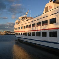 Photo taken at Hy-Line Cruises Ferry Docks by Greg H. on 3/23/2013