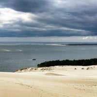 Photo taken at Dune du Pyla by Marco G. on 5/4/2013