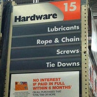 Photo taken at The Home Depot by ZACK H. on 3/4/2015