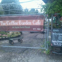 Photo taken at The Coffee Garden Cafe by Willie H. on 6/10/2013