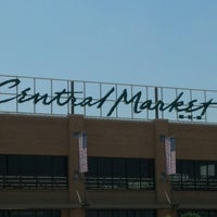 Photo taken at Central Market by Ryan R. on 7/4/2013