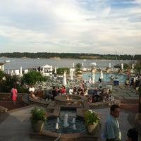 Photo taken at Wequassett Resort and Golf Club by Lauren S. on 7/27/2013