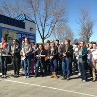 Photo taken at Gilly's Frozen Custard by Jacque W. on 4/3/2013