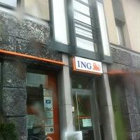 Photo taken at ING by Karin S. on 8/24/2013