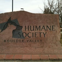 Photo taken at Humane Society of Boulder Valley by Blue D. on 3/20/2013