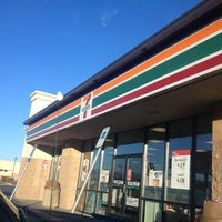 Photo taken at 7-Eleven by April B. on 2/13/2013