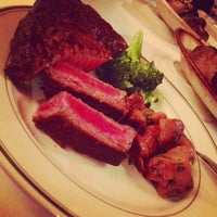 Photo taken at Wolfgang's Steakhouse by Wil S. on 3/2/2013
