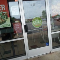 Photo taken at Quiznos by Jacob D. on 5/21/2013
