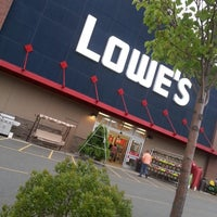 Photo taken at Lowe's Home Improvement by Caley C. on 5/24/2013