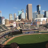 Photo taken at Target Field by Minnie H. on 7/3/2013