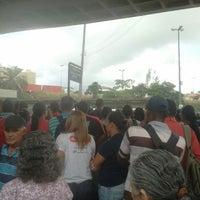 Photo taken at Terminal Integrado Barro by Gisley K. on 2/8/2013