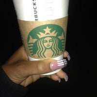 Photo taken at Starbucks by Mz. Thicket on 3/15/2013