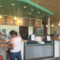 Photo taken at Tropical Smoothie Café by Holly H. on 6/4/2016