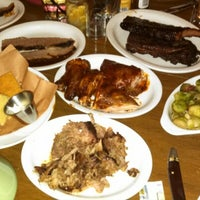 Photo taken at Neely's BBQ Parlor by Joy P. on 11/17/2012