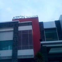 Photo taken at Aston Tanjung City Hotel by Muhammad F. on 8/28/2014
