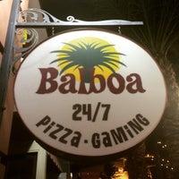 Photo taken at Balboa Pizza by Tim Vicki B. on 3/24/2015