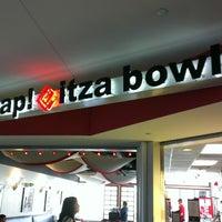Photo taken at Itza Wrap! Itza Bowl! by Amy T. on 2/23/2013
