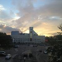 Photo taken at Площадь Мытищи by Vasiliy A. on 7/8/2013