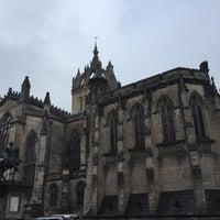 Photo taken at Scottish Parliament by Pooja B. on 9/28/2016