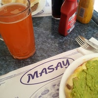 Photo taken at Masay Pizza & Sandwich by MaríaJosé R. on 3/10/2013