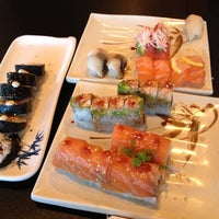 Photo taken at Hiroba Sushi by Jessica H. on 7/10/2013