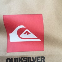 Photo taken at Quicksilver by Mariel d. on 8/27/2015