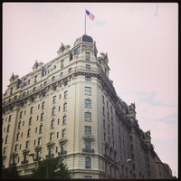 Photo taken at InterContinental The Willard Washington D.C. by Giselle G. on 7/9/2013