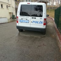 Photo taken at Sehit Erkan Ataman Karakolu by Algan S. on 2/24/2014