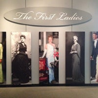 Photo taken at The First Ladies Exhibition by Kevelyn D. on 9/19/2014