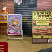 Photo taken at Burger King by Can S. on 2/17/2013