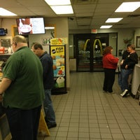Photo taken at McDonald's by Mikey J. P. on 3/5/2013