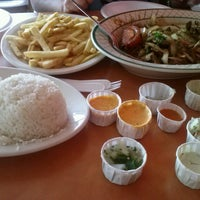 Photo taken at La Granja Restaurant by Paula S. on 2/23/2013