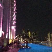 Photo taken at Hard Rock Hotel Panama Megapolis by Sedef M. on 8/11/2014
