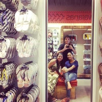 Photo taken at Havaianas by Netto S. on 4/26/2013