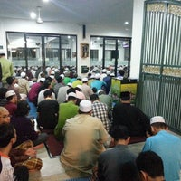 Photo taken at Surau An-Nur by Mohamad Arif M. on 2/27/2013