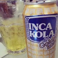 Photo taken at Mamita Peruvian Restaurant by Yun D. on 8/27/2013