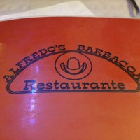 Photo taken at Alfredo's Barbacoa by Enric A. on 12/23/2012