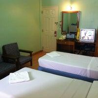 Photo taken at Siam Star Hotel Pratunam by Nuttapong G. on 2/20/2013