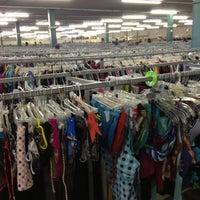 Photo taken at Center Of Hope Super Thrift Store by Josh V. on 5/4/2013